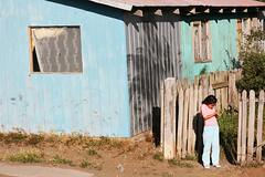 Celeste (Pirkipetola) Tags: viaggio cile sudamerica southamerica americasur america chile travellers viaggiatori travel flickrtravelaward colors colori colorful people persone backpackers zainoinspalla celeste