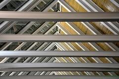 Geometra (Cristina Campos Fraile) Tags: nikond5200 mallorca aeropuerto airport geometric espaa architecture desing estructura madera wood nikon