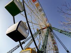 Parc d'attraction de setif    (habib kaki 2) Tags: algrie algeria setif parcdattraction parc     loisir granderoue  jeux