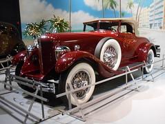 1930 duPont Model G Convertible (splattergraphics) Tags: 1930 dupont modelg convertible museum aacamuseum antiqueautomobileclubofamerica hersheypa