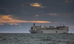 160819-N-CV785-015 (U.S. Pacific Fleet) Tags: usnsmercy usnavy pacificpartnership pacificpartnership2016 pp16 hospitalshipusnsmercy padang sumaterabarat indonesia idn