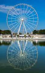 Big Wheel (France through my eyes)