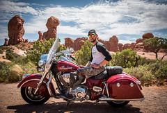 (veteransrideusa) Tags: indian indianmotorcycle vcr amputee moab redrocks rocks veterans veteranscharityride