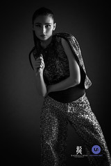 Olesya (Darrell Neo) Tags: darrellneo studio fashion lookbook lasalle college jakarta portraiture portrait nikon bw