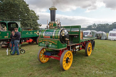 Bedfordshire Steam & Country Fayre 2016 (leightonian) Tags: 2016 bedfordshire beds oldwarden birdsofprey engine horses organ ploughingengine roadlocomotive roadroller roller showmansengine steam steamengine tractionengine