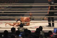 8Y9A3704 (MAZA FIGHT) Tags: mma mixedmartialarts valetudo japan giappone japao martialarts rizin saitama arena fight fighting sposrts ring cage maza mazafight