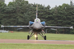 (scobie56) Tags: general dynamics f16c fighting falcon block 52 zeus greek greece hellenic air force olympian god ancient mythology riat fairford 2016