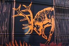 IMG_7227 rue Oberkampf Paris 11 (meuh1246) Tags: streetart paris rueoberkampf paris11 animaux cerf