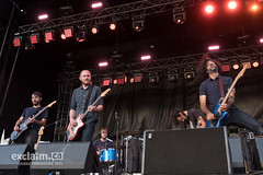 Explosions In The Sky at Fort York, Toronto ON, 2016 09 16 (exclaimdotca) Tags: explosionsinthesky toronto turf torontourbanrootsfestival livemusic concertphotography concert musicfestival festival 2016 atsukokobasigawa