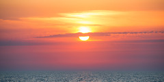 Sunset (Flemming Andersen) Tags: bornholm outdoor seaside sunset hasle capitalregionofdenmark denmark dk