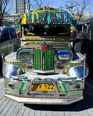 Jeepney (8) (momentspause) Tags: ricohgr ricoh manila philippines jeepney transportation vehicle