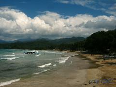Sabang Beach (A. K. Hombre) Tags: beach sea shore palawan puertoprincesa sabang