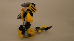 Naga-kun! (phayze81) Tags: mech mecha robot mfz mf0 mobileframezero mobileframe microscale lego moc scifi sciencefiction creature mythical beast fantasy legend legophotography toyphotography
