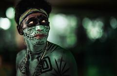 Mayan (Emmanuel RA) Tags: mayan mayans maya wild outdoors warrior aborigen salvaje hombre guerrero look eyes mirada canon 6d