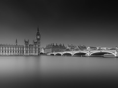 Time After Time (TS446Photo) Tags: nikon nikkor london longexposure contrast city cityscape noiretblanc