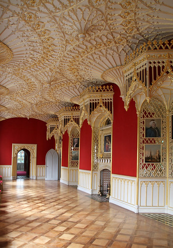Strawberry Hill House Interior 10