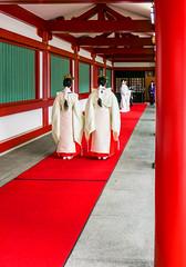 Japanese traditional wedding(1) Tokyo  Hieda-shrine (sapphire_rouge) Tags:  hiedashrine     japan tokyo wedding