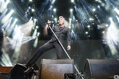 Loquillo @LasVentas_ (F. R. Garcia) Tags: loquillo lasventas madrid rock musica live music cantante singer lights concert concierto bullfight plaza toros feo fuerte formal nikon nikond700 d700 tamron sp2470mmf28divcusd