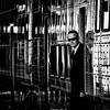 Mr. Smith comes to Vancouver (. Jianwei .) Tags: street urban guy sunglasses matrix vancouver train square cool serious sony tie terminal spy agent 365 fbi 007 conductor walkietalkie waterfrontstation mrsmith westcoastexpress a500 jianwei kemily soulopeople1