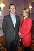 Patrick Somers & Karen Moran are pictured here at the relaunch of conference facilities in the Ballsbridge Hotel, Dublin 4. Photograph by Stephen Wall Morris info@eventphotographer.ie