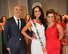 Ray Shah and Sinead Desmond with Maire Hughes Miss Ireland 2012 The Miss Ireland 2012 Finals at The Ballsbridge Hotel Dublin, Ireland