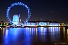 London Eye (NedStevanovski) Tags: london nikon londoneye f4 d800 1635 riverthemes stevanovski