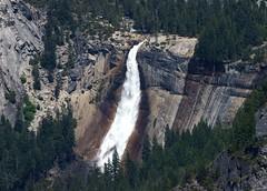 Nevada Fall (Shutter_Hand) Tags: california usa mountain landscape sony paisaje yosemite yosemitenationalpark alpha montaa glacierpoint cascada a77 nevadafalls cascadas misttrail lenscraft sony70300mmf4556gssm sony70300mmf4556gserieszoomlens slta77v sonyalphaa77 miguelmendozamuoz