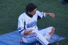 DSC02082 (shi.k) Tags: 120512 横浜ベイスターズ イースタンリーグ 松本啓二朗 横須賀スタジアム