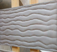 """Eroded"" Series Wall Tile 36"" x 24"" x 1/2"" thick thick (da squash) Tags: concreteart concretedesign customconcrete fiberreinforcedconcrete concretewallcladding"