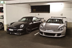 Nrburgring Parking ! (Octane102) Tags: street 3 cars car canon deutschland eos is teddy stage 911 competition spot ring exotic porsche 7d l usm gt rs rare supercar f4 luxe edo carrera gt3 997 60l nrburgring 24105 legris spotter flandre 770ch 770hp