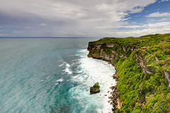 Ulluwatu Peninsula (Matthew Post) Tags: bali seascape indonesia post matthew peninsula monkeytemple cliffface ulluwatu matthewpost