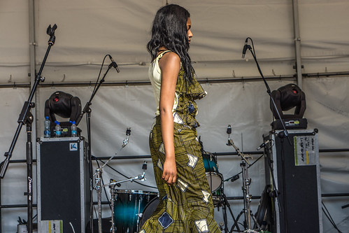 "The ""Best Dressed"" Competition And Fashion Show - Africa Day Dublin 2012 (One Of The Highlights)"
