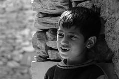 Najan Mela (Perret pierre/ zounix / eye in motion) Tags: portrait people bw india white mountain black face nikon noiretblanc mother dxo hindu himachal shakti parvati mela d90 devta najan zounix