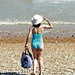 Dymchurch Beach - May 2012 - Wonderful Swimsuit Candid