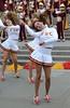 Img284891nx2 (veryamateurish) Tags: london trafalgarsquare cheerleaders band usc universityofsoutherncalifornia girl woman miniskirt