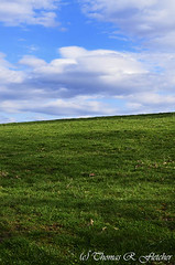 Pasture Field and Sky (travelphotographer2003) Tags: sky usa green ecology field clouds solitude scenic westvirginia serenity relaxation exploration idyllic appalachia freshness appalachianmountains purity tranquilscene alleghenymountains beautyinnature webstercounty pasturefield