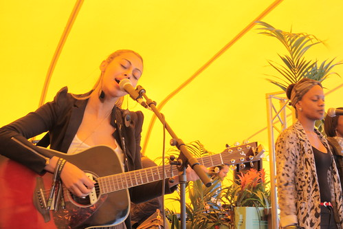 Sonna Rele @ Floripa Fiesta Arena at Lovebox, 17 June 2012