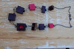 prove catalogo 054 (Basura di Valeria Leonardi) Tags: basura collane polistirolo reciclo cartadiriso riciclo provecatalogo