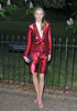 Donna Air The Serpentine Gallery Summer Party held in Hyde Park - Arrivals. London, England