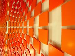 cido (Tefa Fontana!) Tags: arte colores perspectiva naranja cuadros citrico cinetico artecinetico fia2012