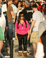 'The Jersey Shore' Cast Members Arriving In Venice