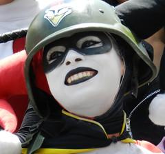 Bombshell Harley 2 (AlyssaRKing) Tags: sandiego harley batman comiccon harleyquinn sandiegocomiccon comiccon2012