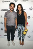 Gavin Bellour and Rebecca Minkoff Project Runway 10th Anniversary Party at On The High Line New York City, USA
