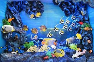 高雄夢時代 樂高海洋創意生態展