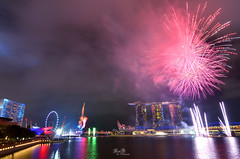 NDP 2012 Rehearsal - Fireworks [Explored] (RnD.de.Portraits) Tags: nikon singapore nightshot fireworks awesome f16 esplanade ndp cbd extraordinary floatingplatform mbs raffles nationalday marinasquare f15 travelphotography longaperture singaporenationalday onefullerton fullertonbridge marinabaysands excapture singaporeevent singaporendpfireworks rnddeportraits ndp2012 nationaldayparade2012 singaporendp2012 ndp2012fireworks sg2012ndp ndp2012photos ndp2012fireworksrehearsal nationaldayfirework2012rehearsal flickrndp2012 ndpphoto ndpfireworks2012august