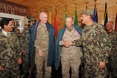 OP ATTENTION, Kabul (NATO Training Mission-Afghanistan) Tags: people afghanistan international kabul nato otan roto1 afghannationalarmy kmtc campalamo opattention kabulmilitarytrainingcentre mcplfrancemorin generaljohnrallen
