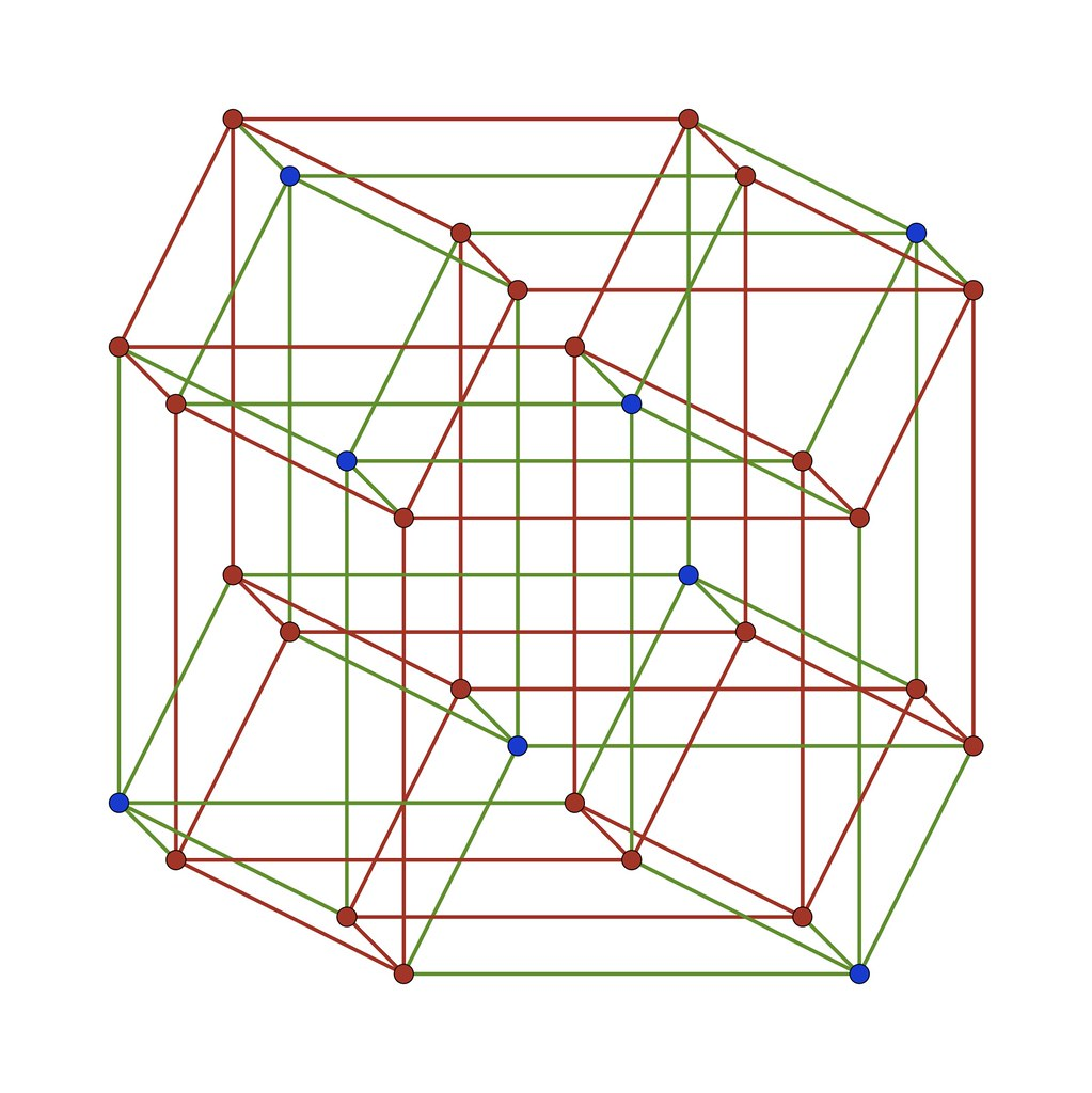 The World's Best Photos of geometry and hypercube - Flickr ...