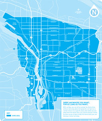 car2go home area revised July 12