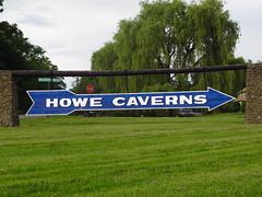 Howe Caverns (ohwhatachristy) Tags: birthday sign june upstatenewyork 2012 howecaverns bluearrow schohariecounty