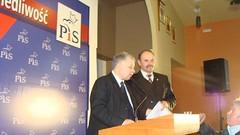 Wiesław Dobkowski, Jarosław Kaczyński